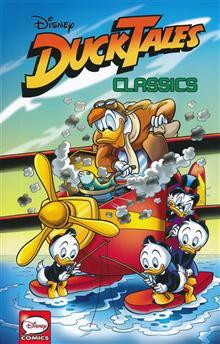 DUCKTALES CLASSICS TP VOL 01