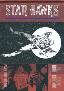 STAR HAWKS HC VOL 03 1979 - 1981
