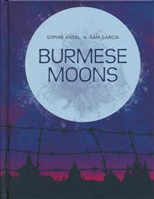 BURMESE MOONS HC