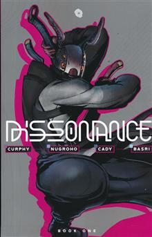 DISSONANCE TP VOL 01 (MR)