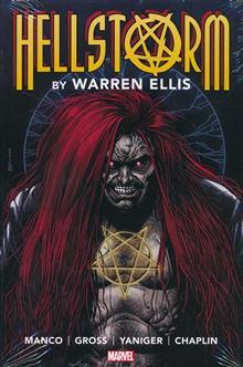 HELLSTORM BY WARREN ELLIS OMNIBUS HC (MR)