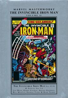 MMW INVINCIBLE IRON MAN HC VOL 11