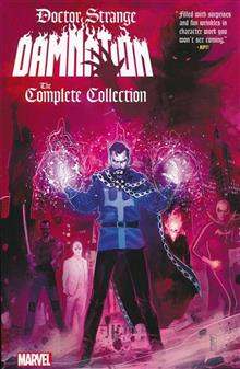 DOCTOR STRANGE DAMNATION COMPLETE COLLECTION TP