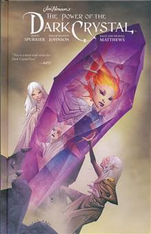 JIM HENSON POWER OF DARK CRYSTAL HC VOL 03 (OF 4)