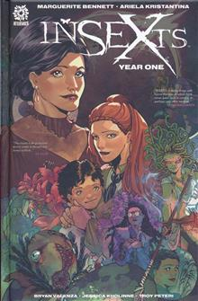 INSEXTS YEAR ONE HC (MR)