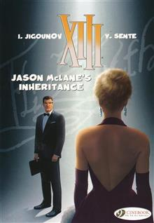 XIII GN VOL 23 JASON MCLANES INHERITANCE