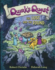 QUIRKS QUEST HC GN VOL 02 LOST AND THE FOUND