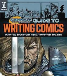 COMICS EXPERIENCE GUIDE TO WRITING COMICS SC