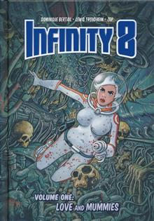 INFINITY 8 HC VOL 01 LOVE AND MUMMIES