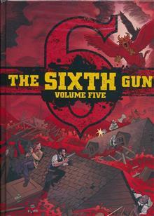 SIXTH GUN DLX HC VOL 05