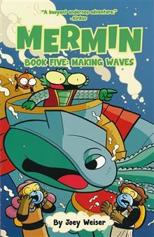 MERMIN GN VOL 05 MAKING WAVES