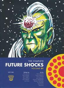 COMPLETE FUTURE SHOCKS TP VOL 01