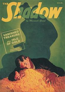 SHADOW DOUBLE NOVEL VOL 131 VANISHED TREASURE & ISLE OF GOLD