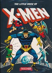LITTLE BOOK OF X-MEN FLEXICOVER