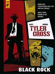 TYLER CROSS BLACK ROCK HC