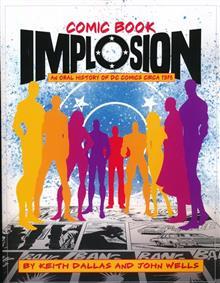 COMIC BOOK IMPLOSION SC