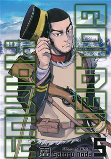 GOLDEN KAMUY GN VOL 05 (MR)