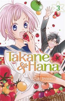 TAKANE & HANA GN VOL 03