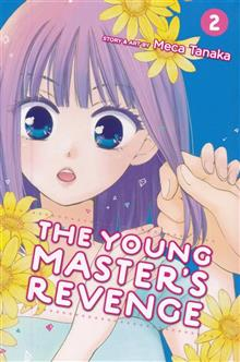YOUNG MASTERS REVENGE GN VOL 02