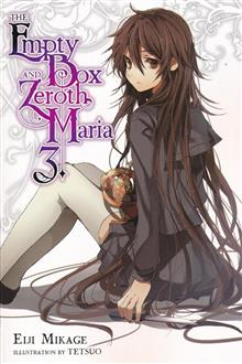 EMPTY BOX & ZEROTH MARIA LIGHT NOVEL SC VOL 03 (C: 0-1-1)