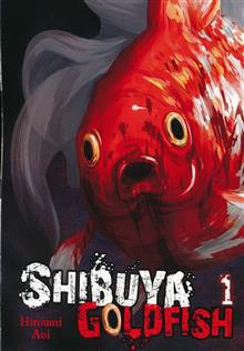 SHIBUYA GOLDFISH GN VOL 01 (MR)