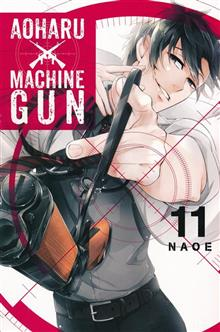 AOHARU X MACHINEGUN GN VOL 11 (MR)