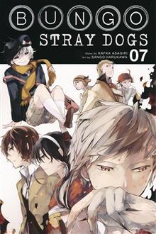 BUNGO STRAY DOGS GN VOL 07 (MR)