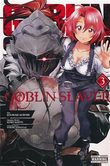 GOBLIN SLAYER GN VOL 03 (MR)
