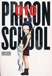 PRISON SCHOOL GN VOL 10 (MR)