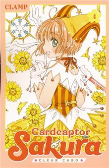 CARDCAPTOR SAKURA CLEAR CARD GN VOL 04