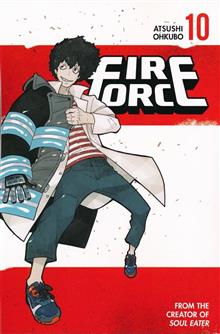 FIRE FORCE GN VOL 10 (C: 1-1-0)