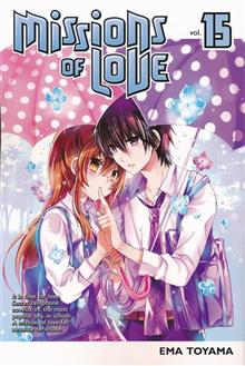 MISSIONS OF LOVE GN VOL 15 (RES)