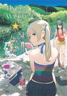 FLYING WITCH GN VOL 06