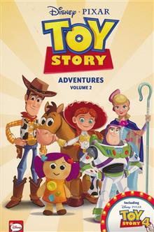 DISNEY PIXAR TOY STORY ADVENTURES TP VOL 02