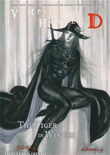 VAMPIRE HUNTER D TP VOL 28 TIGER IN WINTER