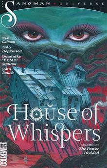 HOUSE OF WHISPERS TP VOL 01 THE POWER DIVIDED (MR)