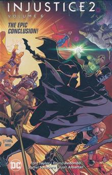 INJUSTICE 2 HC VOL 06
