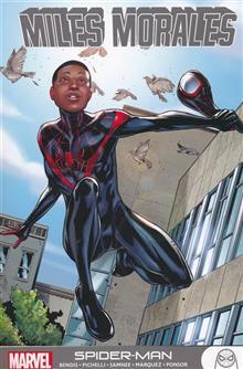 MILES MORALES GN TP SPIDER-MAN