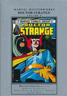 MMW DOCTOR STRANGE HC VOL 09