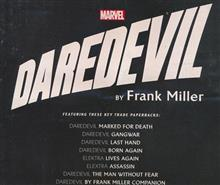 DAREDEVIL BY FRANK MILLER BOX SLIPCASE TP SET (MR)