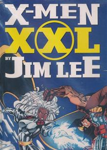 X-MEN XXL BY JIM LEE HC