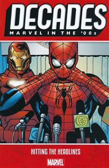DECADES MARVEL IN 00S TP HITTING HEADLINES