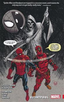 SPIDER-MAN DEADPOOL TP VOL 09 EVENTPOOL