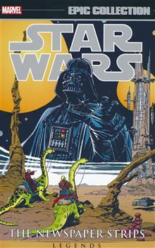 STAR WARS LEGENDS EPIC COLLECTION NEWSPAPER STRIPS TP VOL 02
