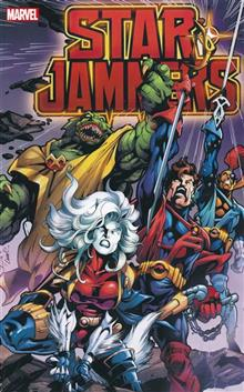 STARJAMMERS TP