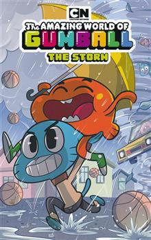 AMAZING WORLD GUMBALL ORIGINAL GN VOL 07 STORM