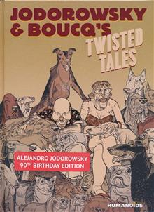 JODOROWSKY & BOUCQS TWISTED TALES HC (MR)