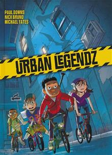 URBAN LEGENDZ HC