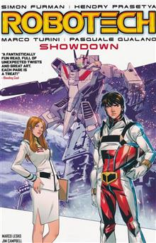 ROBOTECH TP VOL 05 SHOWDOWN