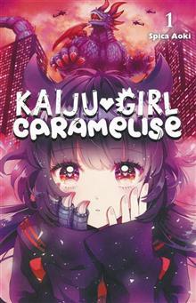 KAIJU GIRL CARAMELISE GN VOL 01